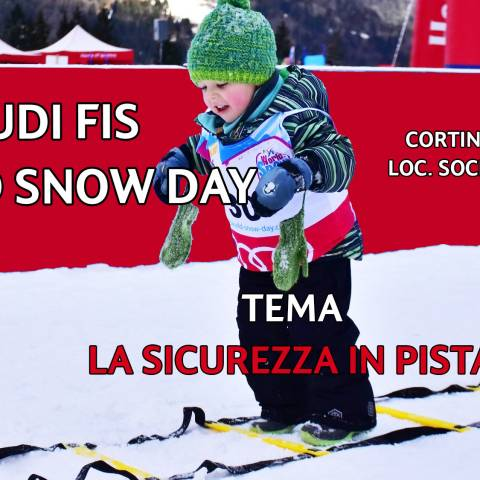 Cortina World Snow Day 2019